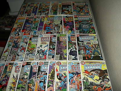 Justice League of America 162-166-167-176 179-183-184-185-193 195-200 DC LOT