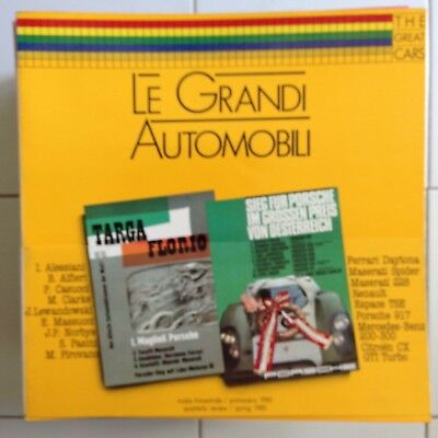 Le Grandi Automobili Nr. 11 - 1985 Porsche Maserati - The Great Cars