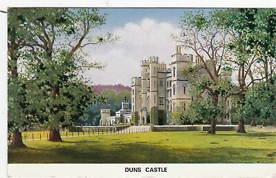 The Castle, DUNS, Berwickshire