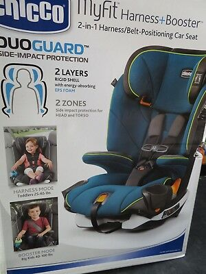 Chicco MyFit Harness Booster Car Seat Lanai 2018