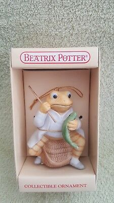Beatrix Potter - 1990 - Frog with a Fish