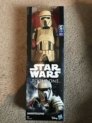 """Star Wars Rogue One 12"""" Figures   Collectible/High Demand! Free UK Postage!"""