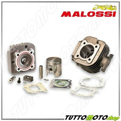317237 MALOSSI Gruppo termico Ø 47 ghisa spinotto Ø10 MBK BOOSTER 50 2T euro 0-1