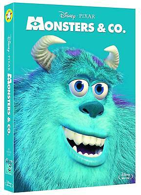Blu Ray Monster - Collection (2016) (Slipcase) - Disney ......NUOVO
