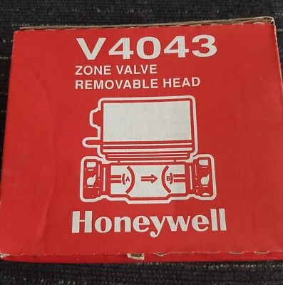 NEW HONEYWELL 2 Port Motor Valve Central Heating Spare Part 22Mm 5 ...
