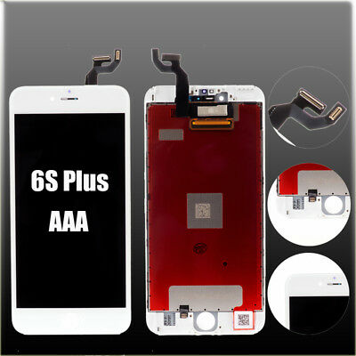 For iPhone 6S Plus 5.5'' LCD Display 3D Touch Screen Digitizer Replacement White