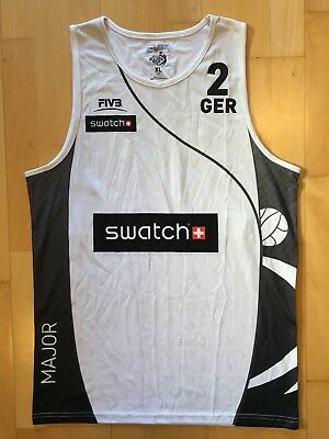 Original swatch Major Series Beachvolleyball Shirt