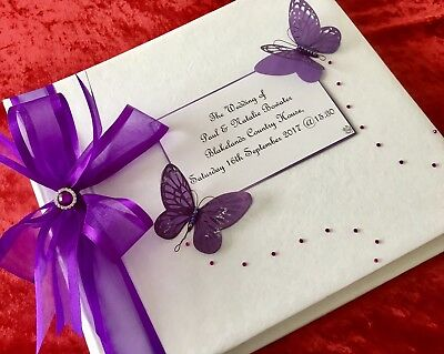 Personalised Extra Large Bespoke Wedding Album holds 80 pics in 5x7 or 80 in 4x6