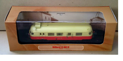 Train Model BILLARD A 80 D 1937 - Atlas  1/87 [015]