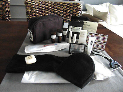 ETIHAD AIRWAYS First Class LE LABO Amenity Kit Trousse Neceser Kulturbeutel