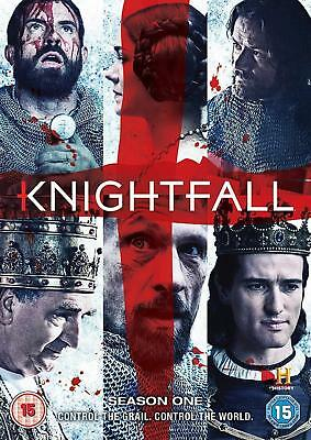 KNIGHTFALL: SEASON 1 DVD - THE COMPLETE FIRST SEASON BRAND NEW SEALED, Region 2