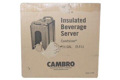 Cambro Insulated Beverage Server 250Lcd158