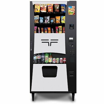 Selectivend Snack and Beverage Vending Machine