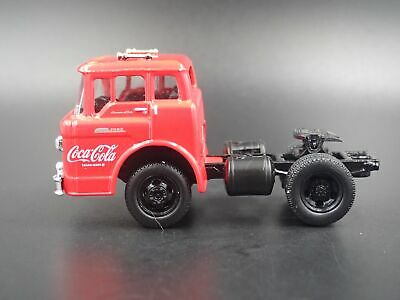 1957 Ford C600 Coe Truck Coca-Cola Rare 1:64 Scale Collectible Diecast Model