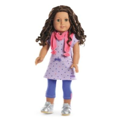 "American Girl Truly Me Recess Ready Outfit for 18"" Dolls Clothes Shoes"