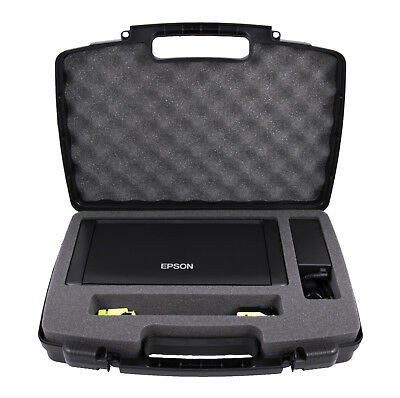 Carry Case for Epson WorkForce WF-100 Mobile Printer with Printer Accessories