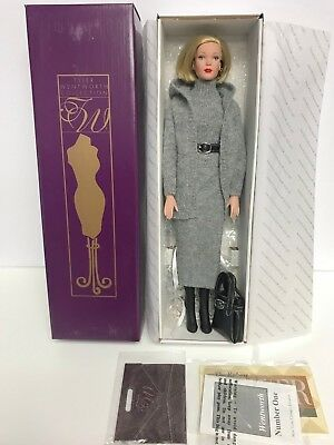 Capital Investment Tonner Doll Tyler Wentworth TW1204