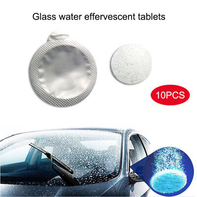 10pcs Multifunctional Effervescent Spray Cleaner Concentrate