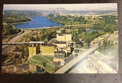 Vintage Olympia Brewing Company- Tumwater Washington-Postcard