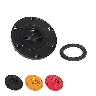 Fuel Tank Gas Cap Cover Protector For Aprilia RS 250 RSV 1000 Tuono Shiver 750