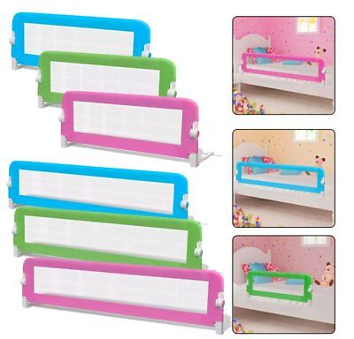 Toddler Safety Bed Rail Baby Children Guard Gate 102x42cm/150x42cm Multi Colours