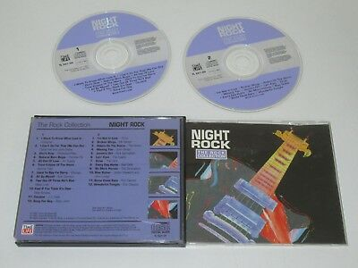 Various/The Rock Collection: Night Rock(Time Life Music Tl 527/04) 2Xcd Album
