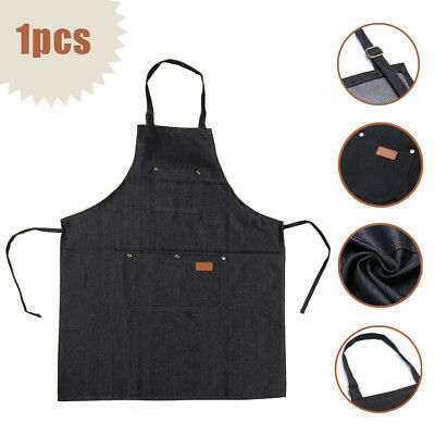 Hair Cutting  Jeans Deying Cape Haircut Hairdressing Cloth Apron Salon Barber
