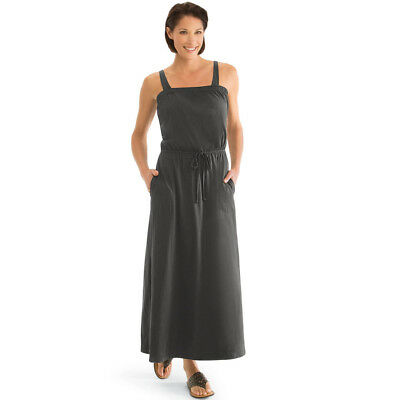 Women's Knit Summer Maxi Dress, by Collections Etc