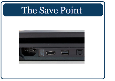The Save Point - PS4 Pro HDMI Port Repair Service Faulty Damaged
