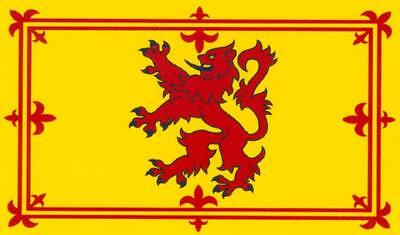 SCOTLAND LION RAMPANT FLAG 3FT x 2FT NATIONAL SCOT SCOTTISH YES SNP INDEPENDENCE