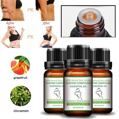 Leg Waist Face-lift Massage Essential Oil Slimming Weight Loss Product Firming
