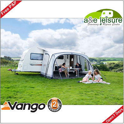 Vango Rapide II 350/400 Inflatable Caravan Air Awning 2018 Choice of Size