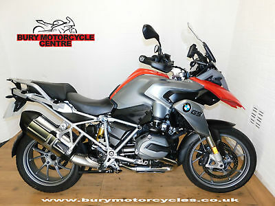BMW R 1200 GS TE. 2016. 1 Owner. Great Condition & Great Value