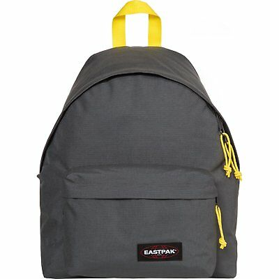 Dos Sac À Padded Yellow Eastpak Pak'r Unisexe Taille Grey Une wqagtnX6