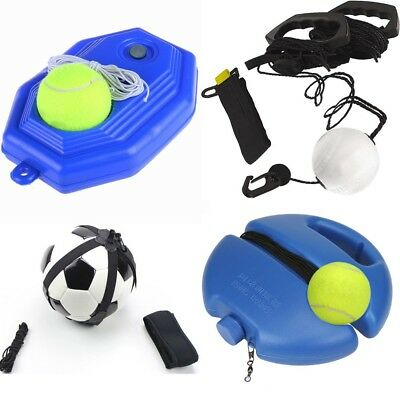 Soccer /Tennis Singles /Baseball Trainer Training Practice Tool Men's Trainers