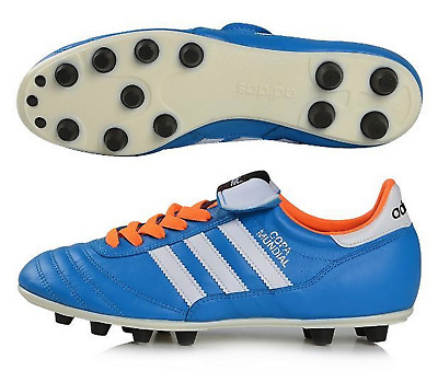 21777b874 Adidas Copa Mundial Samba FG Solar Blue Mens UK 11.5 Football Boots M22356