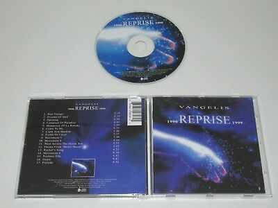 Vangelis/Reprise 1990-1999 (Eastwest 3984298282) CD Álbum