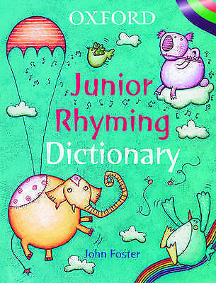 OXFORD JUNIOR RHYMING DICTIONARY by Oxford University Press (Paperback, 2005)