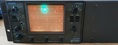 Electronic Visuals EV-4151 Analogue Component Waveform Monitor, with Rack Mount