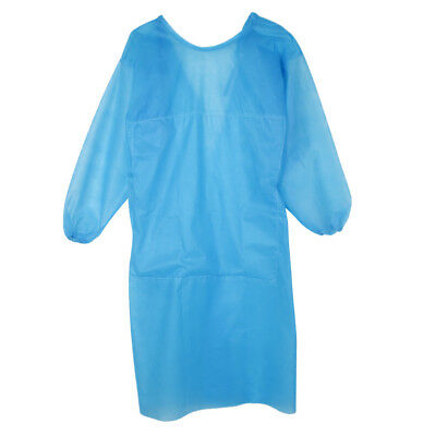 Disposable Medication Laboratory Isolation Cover Gown, Surgical Clothes