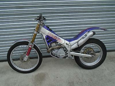 Beta 250 TECHNO Trials bike