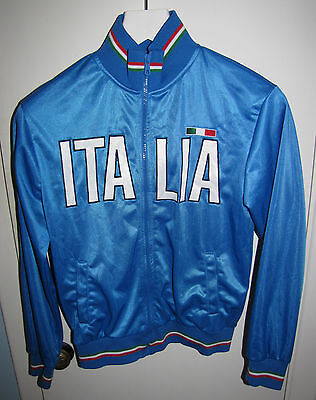 Italy Italia Zippered Jacket
