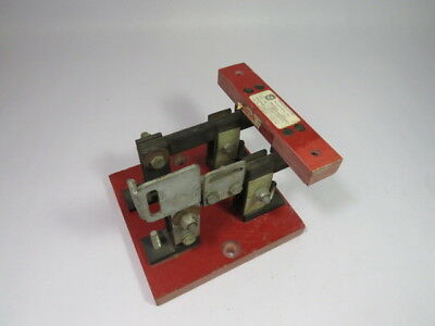 Canadian Shunt A61-2002FP Heavy Duty Knife Switch 200A 600 Vac 600 Vdc  USED