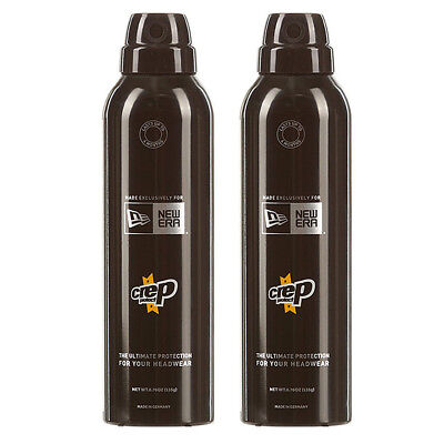 Crep Protect x New Era Headwear Protection Clear (2 Bottles of 200ml) Repellent