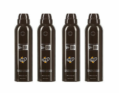 Crep Protect x New Era Headwear Protection Clear (4 Bottles of 200ml) Repellent