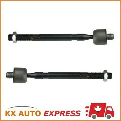 2X FRONT INNER Tie Rod End Kit for Hyundai Elantra Veloster