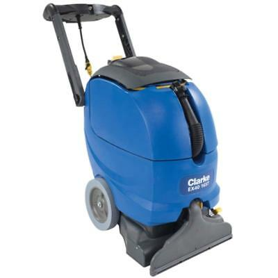 Clarke EX40 16ST Self-Contained Upright Carpet Cleaner (LOCAL PICK-UP ONLY)