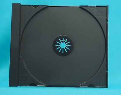 5 CD replacement trays for 10.4 mm Jewel case - Tray only (Black)