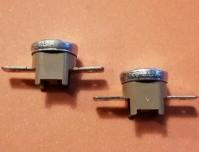 Bunn Brewer LIMIT THERMOSTAT  PART# 29329.1000 LOT OF 2