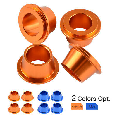 CNC Handlebar Rubber Mount Bushing Cone Set Kit for KTM 125 150 250 SX 2016-up